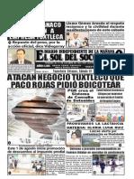 Periodico El Sol Del Soconusco 01-08-15