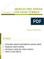 Final - Report Hydroelectric Power Plant