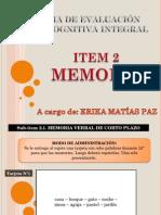 ITEM 2