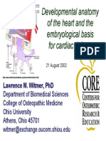 Embriología Del Corazón