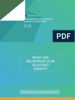 NMBAs and Narcotics Presentation