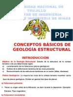 Conceptos Básicos de Geología Estructural