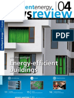 Intelligent energy - news review - In the spotlight - Energy-efficient buildings