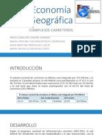 Economía Geográfica