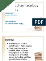 Psychopharmacology (1)