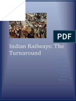 Indian Railways Study