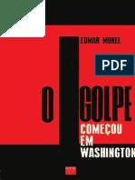 Edmar Morel - O Golpe Começou Em Washington