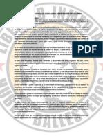 LOS MONTAJES JUDICIALES COMO ARMA DE REPRESIÓN EN COLOMBIA - Hubert Ballesteros Gómez