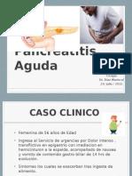 Pancreatitis Cirugia