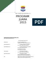 Perancangan Kumpulan Juara 2015