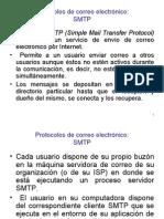 Protocolos de correo