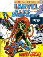 Marvel Tales 45 Spider Man vs Medusa of The Inhumans