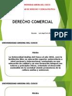 Derecho Comercial 2015