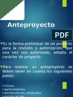 El Anteproyecto.pptx