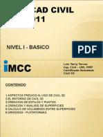 Curso - AutoCad Civil 3D - Nivel I.pps