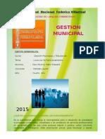 Gestion Municipal 1