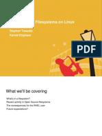 Future File Systems
