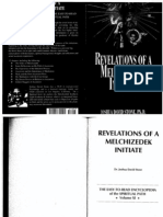 Revelations of a Melchizedek Initiate