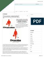 A Corporação | CartazTvcine