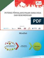 Potensi penyalahgunaan dana desa dan rekomendasi_Sukasmanto IRE.pdf