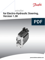 11025583 PVED-CL Controller for Electro-Hydraulic Steering