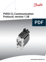 11079551 PVED-CL Communication Protocol