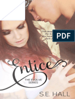 Entice by S.E. Hall (Epubdump.com)