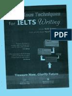 Marvellous Technique for Ielts Writing