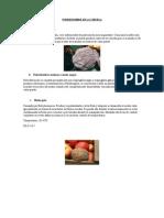Podredumbre de La Ciruela (1) Teoria