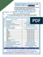EQMS Documentation Kit