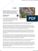 Asia's Urbanization 'Just Beginning' _ the Diplomat