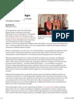 Balancing India's Right _ the Diplomat