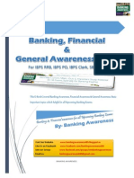 Banking, Financial & General Awareness 2015 for Upcoming Exams