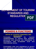 DOT Standards and Regulation