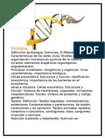 prospecto 2016biogénicos organógenos, oligoelementos. Principios inmediatos