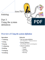 Using the System Model