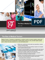 Rise of Medical Tourism Summary