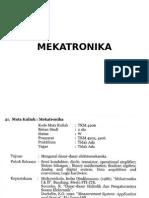 1. MEKATRONIKA (Semikonduktor)