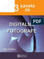 33 Saveta Za Digitalne Fotografe