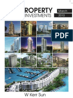 New Properties in Singapore