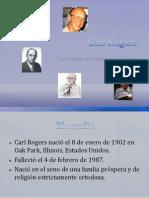 Carl Rogers Terapia Centrada en El Clientee
