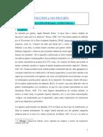 Articulo 3 Ficcion y No Ficcion - Ria 1