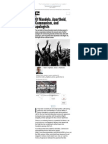 Of Mandela, Apartheid, Communism, And Apologists - The Commentator