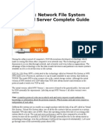 Linux NFS