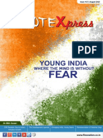 Dnote Xpress - Young India Where the Mind is Without Fear