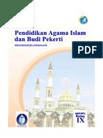 Buku Pegangan Siswa Agama Islam SMP Kelas 9 Kurikulum 2013-Www.matematohir.wordpress.com