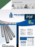 Catálogo de Andec