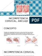 Incompetencia Cervical, Anclaje Avcs