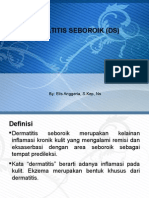 3. Askep Dermatitis Seboroik
