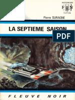 La Septieme Saison - Pierre Suragne